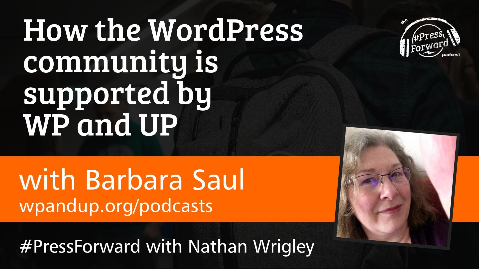 How the WordPress community is supported by WP and UP - #028