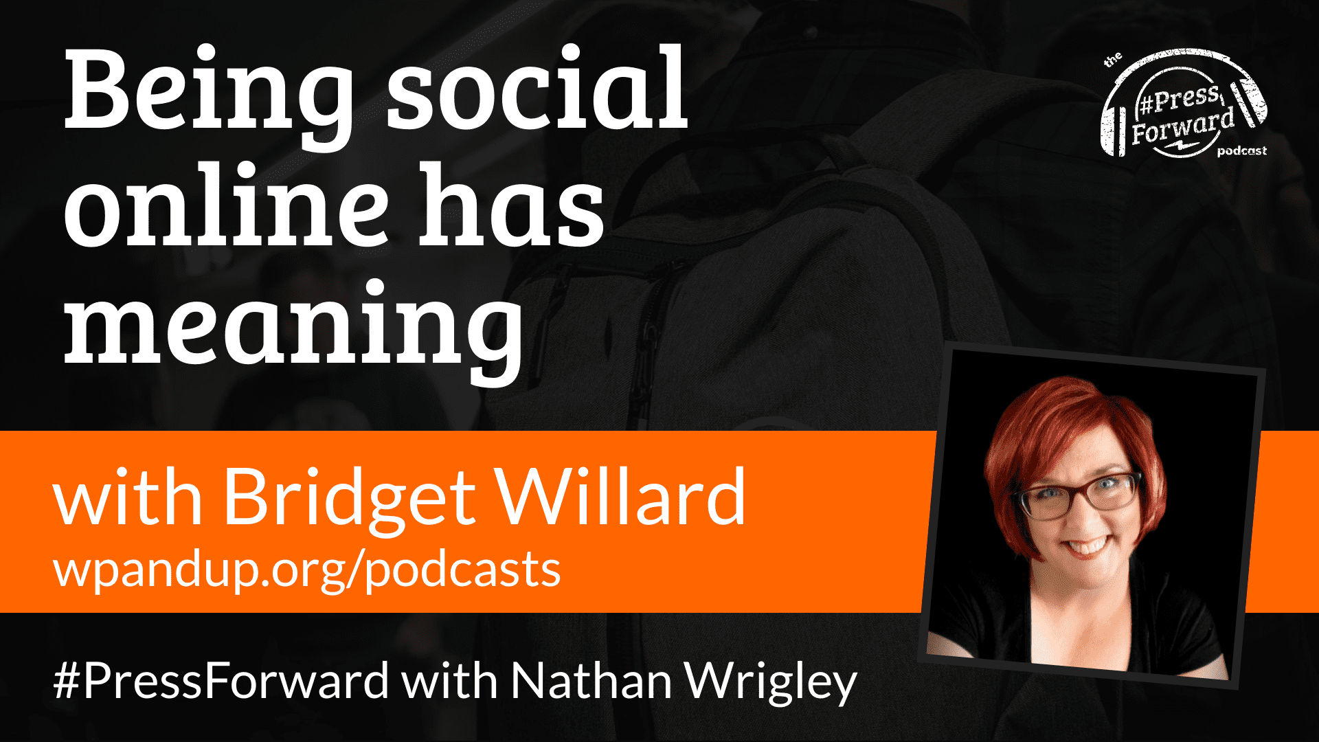 Being social online has meaning - #037