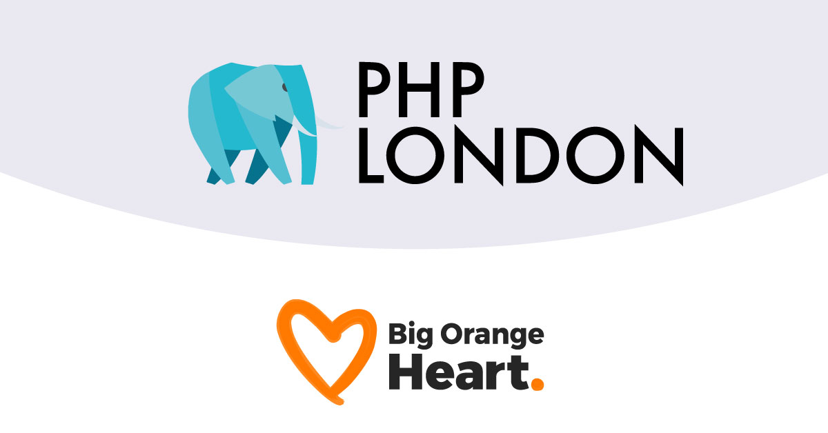 PHP London joins Big Orange Heart family
