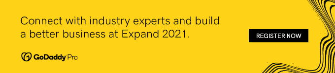 Connect with industry experts and build a better business at Expand 2021