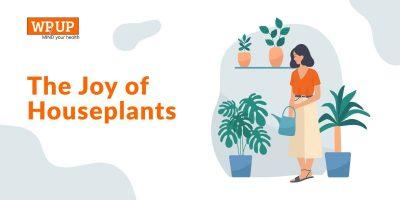 the joy of houseplants